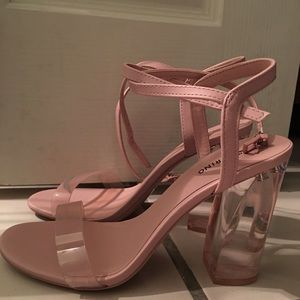 Call it spring high heel sandals